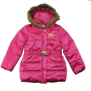 NWT 2T JUICY COUTURE COAT